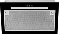 Conventionele Afzuigkap Teka GFG-2 BLACK 55 cm 329 m3/h 63 dB 180W Zwart