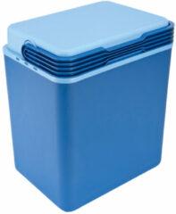 Houdt voedsel en drank koel bij gebruik met koelelementen. Eenvoudig te reinigen met een vochtige doek. 32 liter.