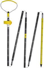 Pieps - Probe Carbon Pro - Lawinesonde maat 260 cm, zwart/geel