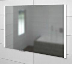 Sapho Integra inbouw spiegelkast met LED verlichting 85x70cm