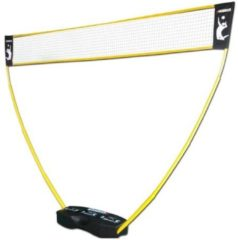 Gele Hammer Fitness Hammer 3-in-1 set voor volleybal, badminton en tennis