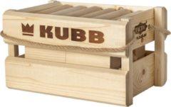 Tactic Buitenspel Kubb Junior 23 X 15 Cm Hout Geel 22-delig