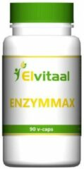 Elvitaal Enzymmax Capsules 90st