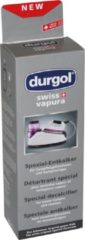 Grijze Durgol Ontkalker Swiss Vapura stoomstrijksystemen en stoomreinigers 7610243008744