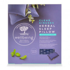 Treets Herbal Sleep Pillow Clear Sinuses Aromatherapiekussentje