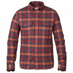 Fjällräven - Skog Shirt - Overhemd maat XXL rood/purper