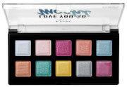 NYX Professional Makeup Paletten Nr. 1 - Electric Pastels Lidschattenpalette 1.0 pieces