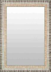 Perfecthomeshop Spiegel Modern Bruin & Oranje 70x110 cm – Hermine – Vintage - Duurzaam