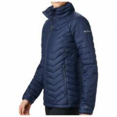 Columbia - Women's Powder Lite Jacket - Synthetisch jack maat XS, blauw/zwart