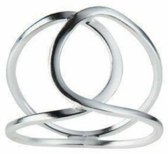 Juulry Zilver Druppel Ring