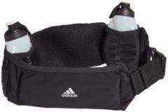 Adidas Run 2 Trinkflaschengürtel Rucksäcke - Schwarz