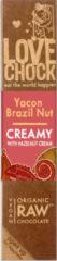 Lovechock Creamy Yacon Brazil Nut (40g)