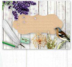 Meer Leuks 25 enveloppen Garden C6 formaat Envelop. Ook als mix verkrijgbaar