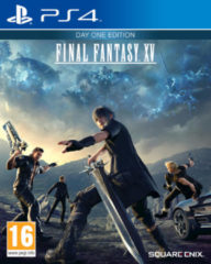 Sonderposten Square Enix Final Fantasy XV: Day One Edition, PS4 Basic + DLC PlayStation 4 video-game