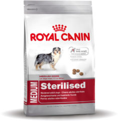 Royal Canin Shn Medium Sterilised - Hondenvoer - 3 kg - Hondenvoer