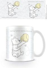 Witte Disney Winnie the Pooh Eleven o'clockish Mok