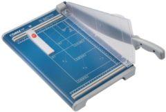 Blauwe Merkloos / Sans marque Dahle 560 Trimmer guillotine A4 Cutting power A4 80 g/m²: 20 Sheet