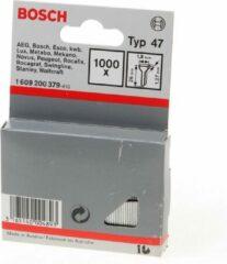 Spijker type 47, 1,8 x 1,27 x 28 mm 1000 stuk(s) Bosch Accessories 1609200380