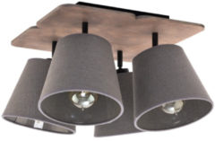 Nowodvorski Landelijke plafondlamp Awinion 9716