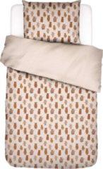 Covers En Co Covers & Co Beary Much Dekbedovertrek - Katoen - 1-persoons (140x200/220 Cm + 1 Sloop) - Brown