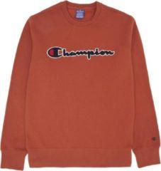 Oranje Zweet Champion Crewneck Sweatshirt