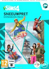 Electronic Arts De Sims 4: Sneeuwpret - Expansion Pack - Windows + MAC - Code in a Box
