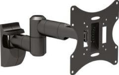 Schwaiger LWH050 011 - TV Wandhalter - 3 Gelenke für Flachbildschirme (43-94 cm)