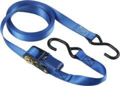 Blauwe MasterLock 4x spanband auto met ratel 5mx25mm 4367EURDAT