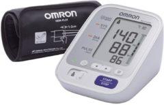Grijze Omron M3 Comfort (Intelli) - Bovenarm bloeddrukmeter
