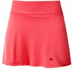 Fila Dora Skort Tennis Tenniskleding Dames Roze - Maat S