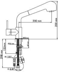 Rubinetto Plados Codice MC001309 - Maintstore