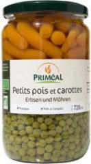 Primeal Doperwten wortelen 720 Milliliter