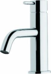 Qisani Flow fonteinkraan opbouw chroom 256156