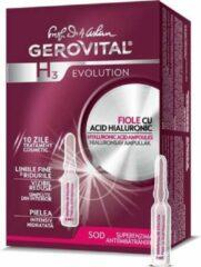 Gerovital H3 Evolution Ampullen met Hyaluronzuur 5% 10x2ml