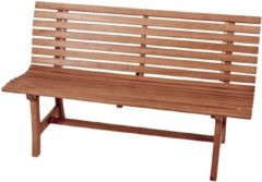 Garden Pleasure Parkbank Moreno Eukalyptus Holz Garten Bank Sitzbank Möbel