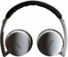 Boompods - Draadloze on-ear koptelefoon - Wit