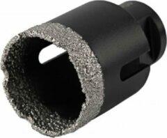 Zwarte SSpecialist+ Diamant tegelboor 55 mm Droog / Nat (M14) '' Specialist+''