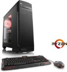 CSL Gaming PC | AMD Ryzen 5 1600 | GeForce GTX 1060 | 8GB DDR4 RAM »Sprint T8828 Gamescom Edition«