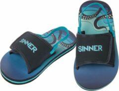 SINNER Subang Kinder Slippers - Blauw - Maat 25