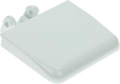 Zanussi-electrolux Türgriff weiß Waschmaschine 1508509005