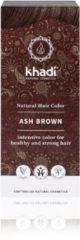 Khadi Ashbrown - Haarverf Bruin - Haarkleuring - Biologisch - Henna