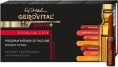 Gerovital H3 Derma + Intensive Anti-Wrinkle Booster Program Premium Care 7 x 2 ml
