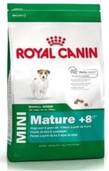 Royal Canin Shn Mini Adult 8plus - Hondenvoer - 2 kg - Hondenvoer
