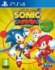 Merkloos / Sans marque Sonic Mania Plus - PS4