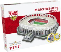 Non-License Puzzel Stuttgart Mercedes-Benz Arena