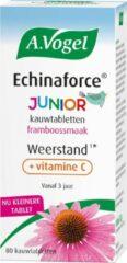 A.Vogel Echinaforce Junior + Vitamine C kauwtabletten - 80 kauwtabletten