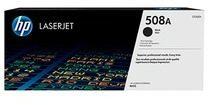 HP Tonercassette 508A CF360A Origineel Zwart 6000 bladzijden