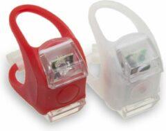 Rode GS Quality Products Voorlicht en achterlicht - fietslicht LED