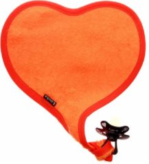 Louka speendoekje oranje