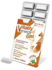 Vitality Energy Gum Integratore Vitaminico PALADIN PHARMA